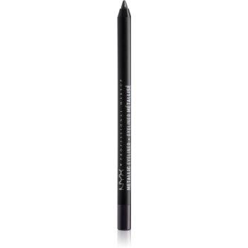 NYX Professional Makeup Metallic Eyeliner creion metalic pentru ochi notino.ro