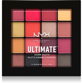 NYX Professional Makeup Ultimate Shadow paletă cu farduri de ochi notino.ro