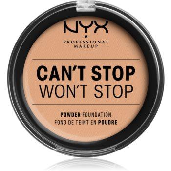 NYX Professional Makeup Can't Stop Won't Stop pudra machiaj notino.ro