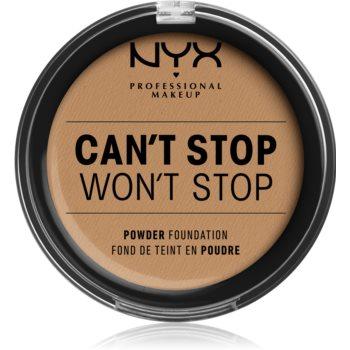 NYX Professional Makeup Can't Stop Won't Stop pudra machiaj imagine 2021 notino.ro