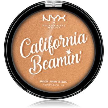 NYX Professional Makeup California Beamin´ autobronzant imagine 2021 notino.ro