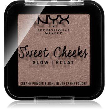 NYX Professional Makeup Sweet Cheeks Blush Glowy blush imagine 2021 notino.ro