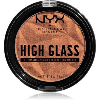 NYX Professional Makeup High Glass iluminator imagine 2021 notino.ro