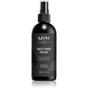 NYX Professional Makeup Makeup Setting Spray Matte spray pentru fixare imagine 2021 notino.ro