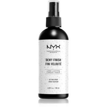 NYX Professional Makeup Makeup Setting Spray Dewy spray pentru fixare imagine 2021 notino.ro