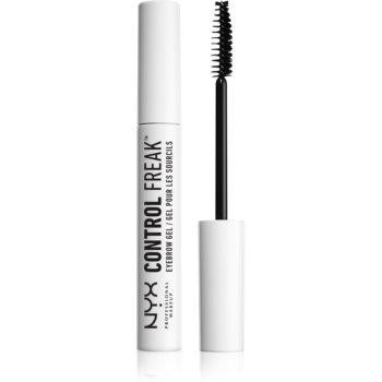NYX Professional Makeup Control Freak gel pentru sprancene si gene pentru look perfect notino.ro