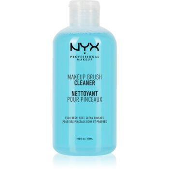 NYX Professional Makeup Makeup Brush Cleaner perie de curățare imagine 2021 notino.ro