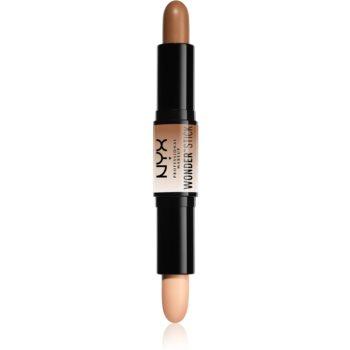NYX Professional Makeup Wonder Stick baton pentru dublu contur imagine 2021 notino.ro