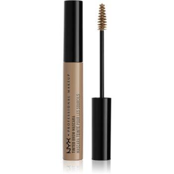 NYX Professional Makeup Tinted Brow Mascara mascara pentru sprancene imagine 2021 notino.ro