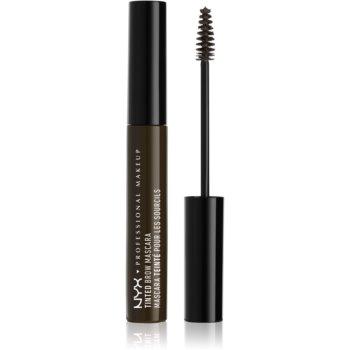 NYX Professional Makeup Tinted Brow Mascara mascara pentru sprancene notino.ro