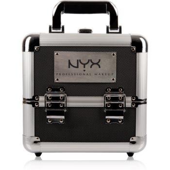 NYX Professional Makeup Beginner Makeup Artist Train Case servietă pentru cosmetice notino poza