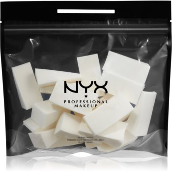 NYX Professional Makeup Pro Beauty Wedges burete triunghiular pentru machiaj imagine 2021 notino.ro