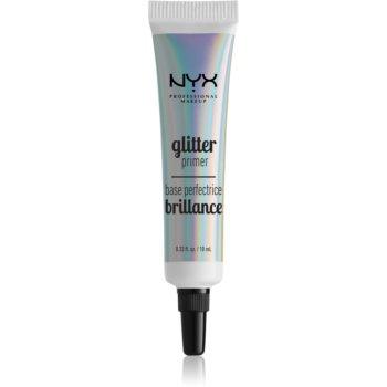 NYX Professional Makeup Glitter Goals bază primer pentru sclipici imagine 2021 notino.ro