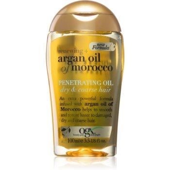 OGX Argan Oil Of Morocco ulei hrănitor pentru par uscat si indisciplinat imagine 2021 notino.ro