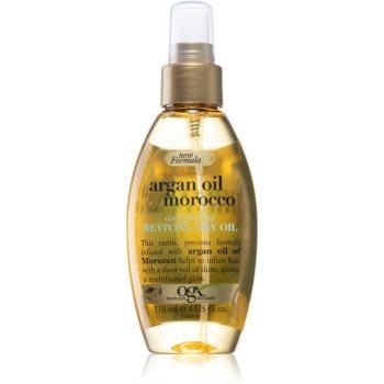 OGX Argan Oil Of Morocco ulei uscat de lux. pentru păr imagine 2021 notino.ro