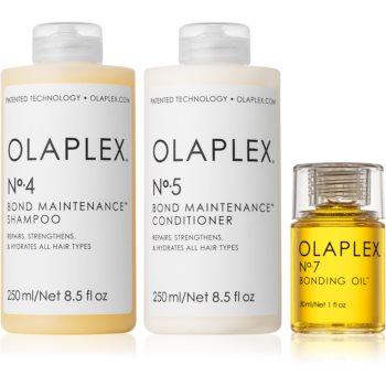 Olaplex Bond Maintenance set de cosmetice (pentru toate tipurile de păr) notino poza