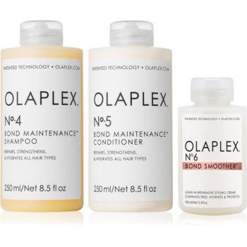 Olaplex Bond Maintenance set de cosmetice (pentru par normal) notino poza