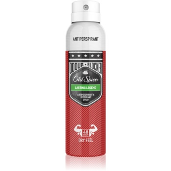 Old Spice Odour Blocker Lasting Legend spray anti-perspirant imagine 2021 notino.ro