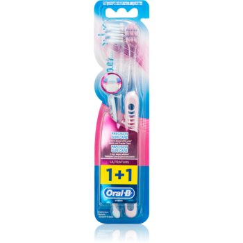 Oral B Precision Gum Care Perii de dinți soft 2 pc imagine 2021 notino.ro