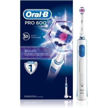 Oral B Pro 600 D16.513 3D White periuta de dinti electrica notino poza