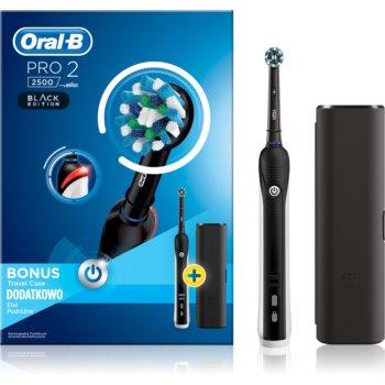 Oral B PRO 2 2500 D501.513.2X periuta de dinti electrica cu sac imagine 2021 notino.ro