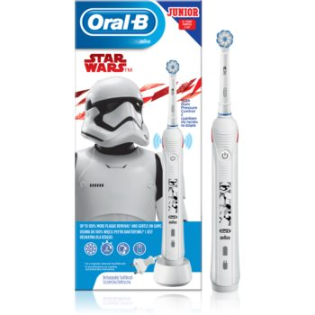 Oral B Junior 6+ Star Wars periuta de dinti electrica imagine 2021 notino.ro
