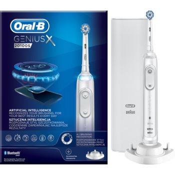 Oral B GeniusX 20100S Fuji White periuta de dinti electrica imagine 2021 notino.ro