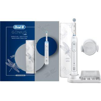 Oral B Genius 10000N Special Edition Lotus White periuta de dinti electrica notino poza