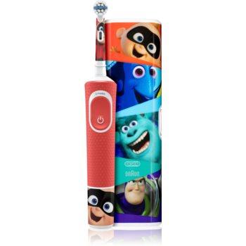 Oral B Vitality Kids 3+ Pixar periuta de dinti electrica cu sac imagine 2021 notino.ro
