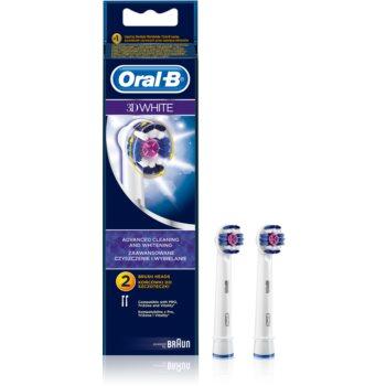 Oral B 3D White EB 18 capete de schimb pentru periuta de dinti 2 pc imagine 2021 notino.ro