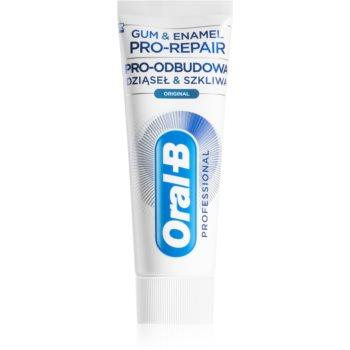 Oral B Professional Gum & Enamel Pro-Repair Original Pasta pentru intarirea dintiilor si gingiilor imagine 2021 notino.ro
