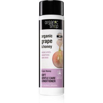 Organic Shop Organic Grape & Honey balsam de îngrijire delicată notino.ro