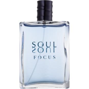 Oriflame Soul Focus Eau de Toilette pentru bărbați imagine 2021 notino.ro