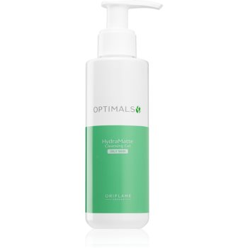 Oriflame Optimals gel matifiant de curatare notino.ro