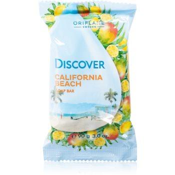Oriflame Discover California Beach săpun solid pentru curățare imagine 2021 notino.ro
