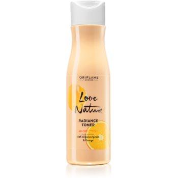 Oriflame Love Nature lotiune pentru stralucire hidrateaza pielea si inchide porii imagine 2021 notino.ro