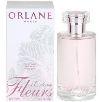 Orlane Orlane Fleurs d' Orlane Eau de Toilette pentru femei notino.ro