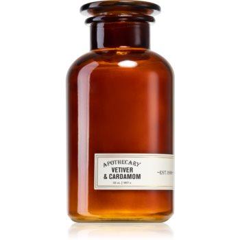 Paddywax Apothecary Vetiver & Cardamom lumânare parfumată big pack imagine 2021 notino.ro