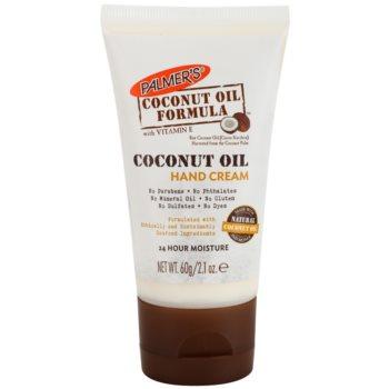 Palmer's Hand & Body Coconut Oil Formula cremă hidratantă de maini imagine 2021 notino.ro