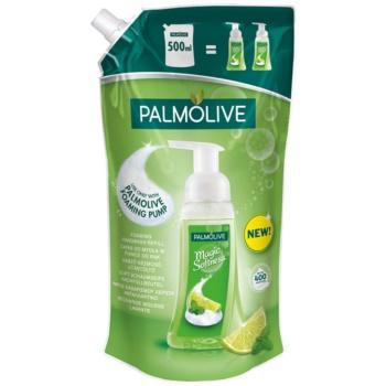 Palmolive Magic Softness Lime & Mint Sapun spuma pentru maini rezervă imagine 2021 notino.ro