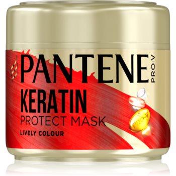 Pantene Lively Colour Masca de par pentru protecția culorii imagine 2021 notino.ro