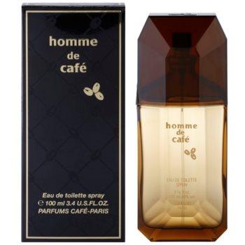 Parfums Café Homme de Café Eau de Toilette pentru bărbați