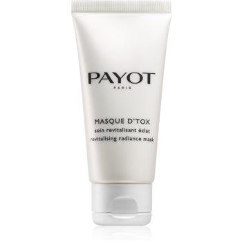 Payot Les Démaquillantes Masque D'Tox Mască facială pentru revitalizare și iluminare imagine 2021 notino.ro