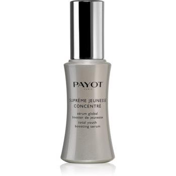 Payot Suprême Jeunesse Concentré ser hialuronic pentru o strălucire imediată și întinerire a pielii notino poza