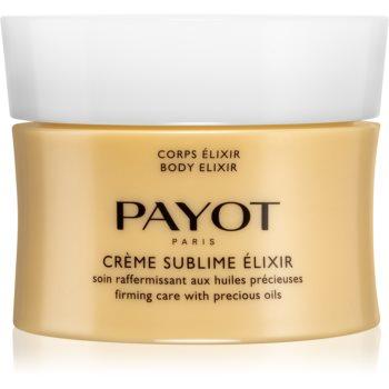 Payot Body Élixir Crème Sublime Cremă corp nutritivă și pentru fermitate imagine 2021 notino.ro