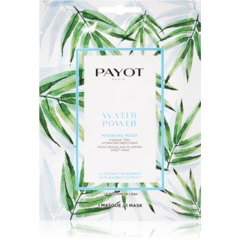 Payot Morning Mask Water Power mască textilă hidratantă imagine 2021 notino.ro