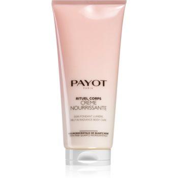 Payot Rituel Corps Crème Nourrissante crema calmanta si nutritiva pentru corp imagine 2021 notino.ro