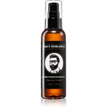Percy Nobleman Beard Care balsam nutritiv cu ulei, pentru barbă imagine 2021 notino.ro