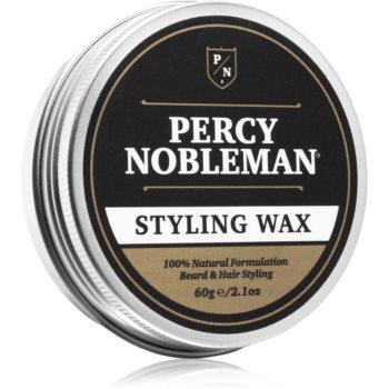 Percy Nobleman Hair ceară de coafat pentru păr și barbă imagine 2021 notino.ro