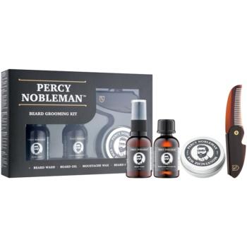 Percy Nobleman Beard Care set de cosmetice I. pentru bărbați imagine 2021 notino.ro